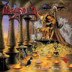 Magnum - Sacred Blood, Divine Lies, ltd.ed.