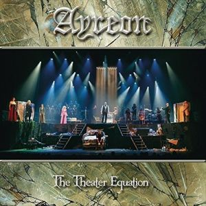 Ayreon - The Theater Equation, ltd.ed. deluxe