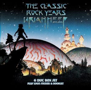 Uriah Heep - The Classic Rock Years