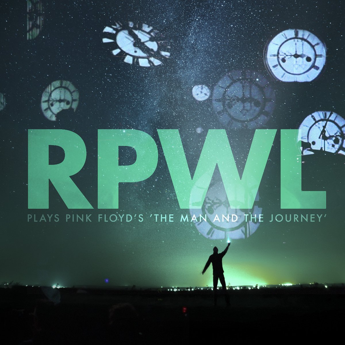 RPWL - Plays Pink Floyd's The Man And The Journey