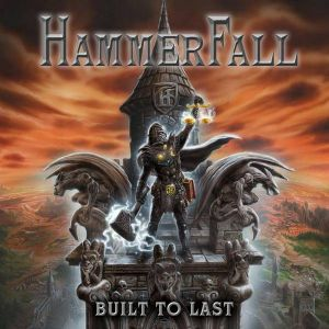 Hammerfall - Built To Last, ltd.ed.