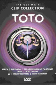 Toto - The Ultimate Clip Collection
