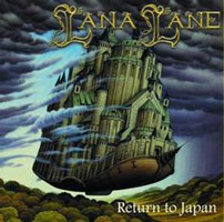 Lane, Lana - Return To Japan
