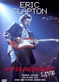 Clapton, Eric - After Midnight Live