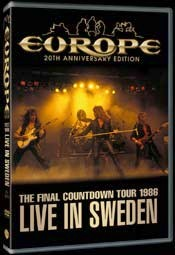 Europe - Final Countdown '86, ltd.ed.