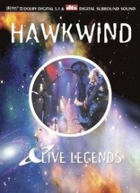 Hawkwind - Hawkwind Live Legends