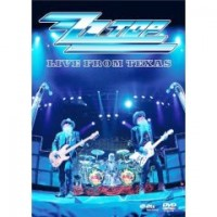ZZ Top - Live From Texas, blu ray