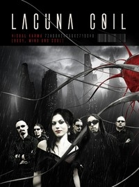 Lacuna Coil - Visual Karma, ltd.ed.