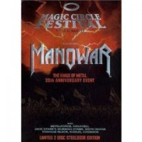 Manowar - Magic Circle Festival Vol. 2 (Limited Steelbook Edition)