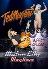 Nugent, Ted - Motor City Mayhem