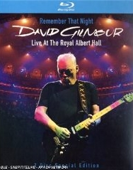Gilmour, David - Remember That Night