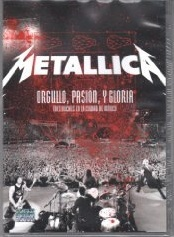 Metallica - Orgullo Pasion Y Gloria, ltd.ed.