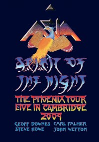 Spirit Of The Night - Live In Cambridge 09