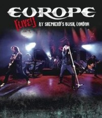 Europe - Live At Shepherd's Bush, London