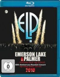 Emerson Lake And Palmer - 40th Anniversary Reunion Concert - High Voltage Festival
