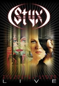Styx - The Grand Illusion - Pieces Of Eight Live