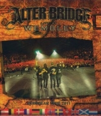 Alter Bridge - Live At Wembley - European Tour 2011