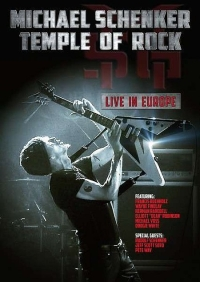 Schenker, Michael - Temple Of Rock - Live In Europe