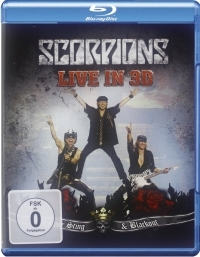 Scorpions - Live In 3D - Get Your Sting & Blackout