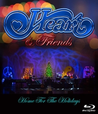 Heart - Heart & Friends - Home for the Holidays