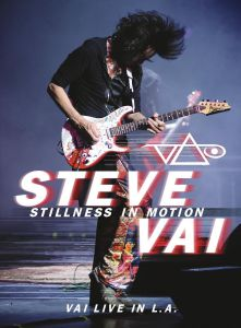 Vai, Steve - Stillness in Motion: Vai Live in LA