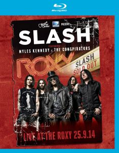 Slash - Live At The Roxy 25.09.14