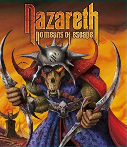 Nazareth - No Means Of Escape