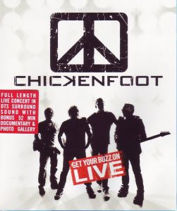 Chickenfoot - Live