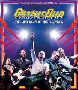 Status Quo - Last night at the electrics