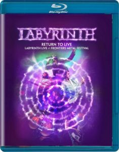 Labyrinth - Return to Live (Blu Ray)