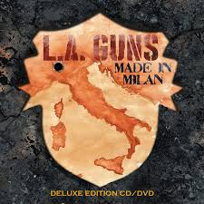 L.a. Guns - Made in Milan (Blu Ray)