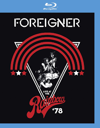 Foreigner - Live A The Rainbow'78