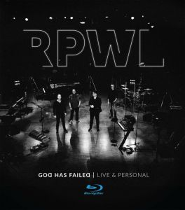 RPWL - God Has Failed -Live & Personal