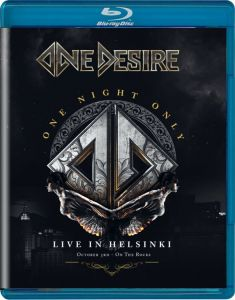One Desire - One Night Only - Live in Helsinki