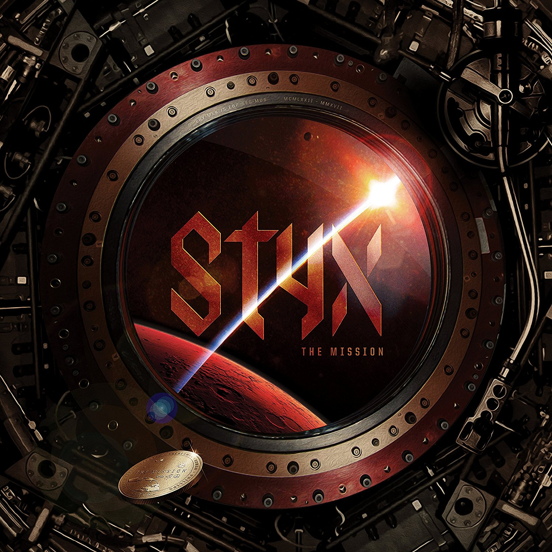 styx the mission vinyl mbm music buy mail