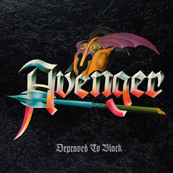 Avenger - Depraved to Black