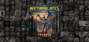 Nocturnal Rites - Phoenix (Clear Orange) Gtf.