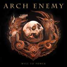 Arch Enemy - Will to power (Black)