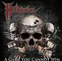 Heretic - A game you cannot win (Red Vinyl)