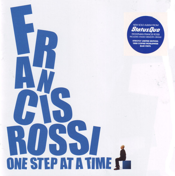 One step at a time (Blue Vinyl)