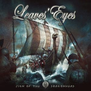 Leaves' Eyes - Sign of the dragonland (Green Vinyl)