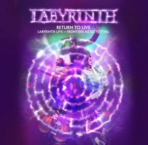 Labyrinth - Return to Live