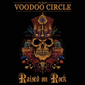 Voodoo Circle - Raised on Rock (Red Vinyl)