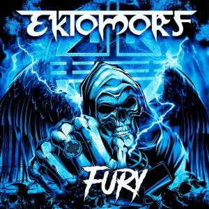 Ektomorf - Fury (Blue Vinyl)
