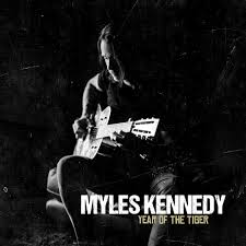 Kennedy Myles - Year of the tiger (Black Vinyl)