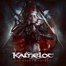 Kamelot - The Shadow Therory (Black Vinyl)