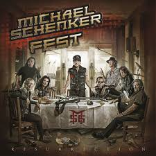 Schenker Michael Fest - Resurrection (Transparent Vinyl)