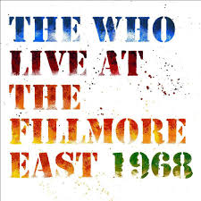 The Who - Live at Fillmore (50th Anniversary)