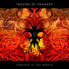 Theatre Of Tragedy - Forever is the world (Red/White Splatter Vinyl)