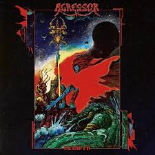 Agressor - Rebirth  (Re-Release)